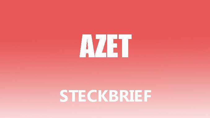 Teaserbild - Azet Steckbrief