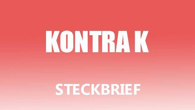Teaserbild - Kontra K Steckbrief