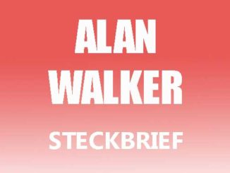 Teaserbild - Alan Walker Steckbrief