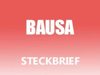 Teaserbild - Bausa Steckbrief