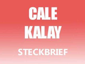 Teaserbild - Cale Kalay Steckbrief