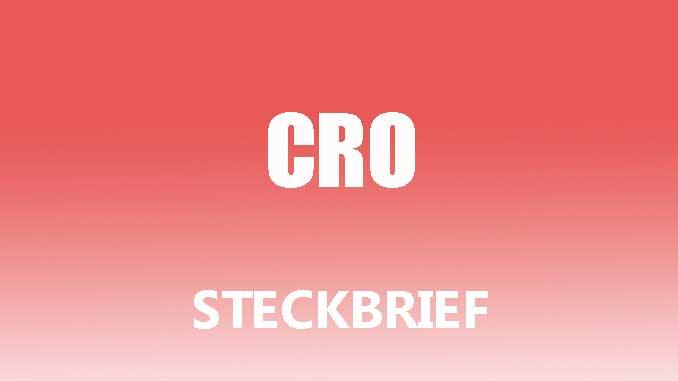 Teaserbild - Cro Steckbrief