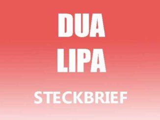 Teaserbild - Dua Lipa Steckbrief