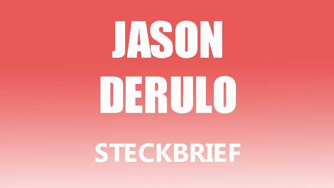 Teaserbild - Jason Derulo Steckbrief