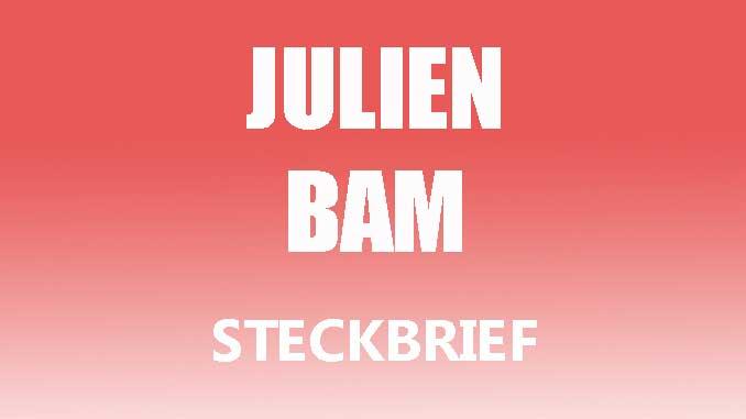 Teaserbild - Julien Bam Steckbrief