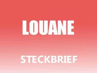 Teaserbild - Louane Steckbrief