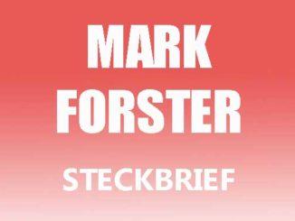 Teaserbild - Mark Forster Steckbrief