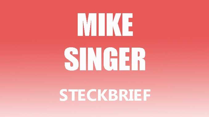 Teaserbild - Mike Singer Steckbrief