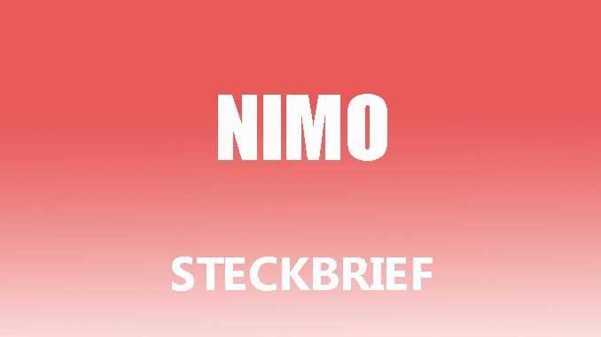 Teaserbild - Nimo Steckbrief