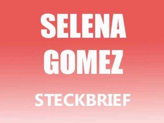 Teaserbild - Selena Gomez Steckbrief