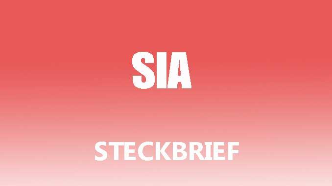 Teaserbild - Sia Steckbrief