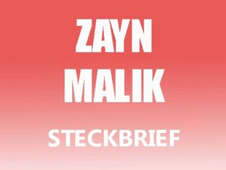 Teaserbild - Zayn Malik Steckbrief