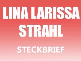 Teaserbild - Lina Larissa Strahl Steckbrief
